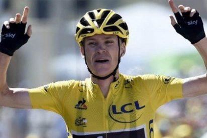 Chris Froome gana un Tour de Francia donde sólo Izagirre salvó el honor español