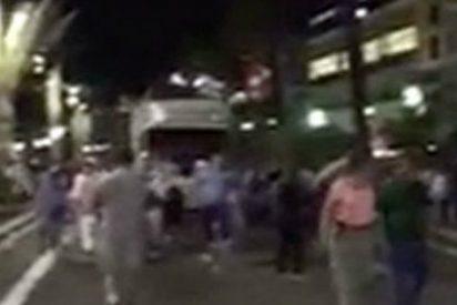 El terrorífico nuevo vídeo del camión embistiendo a la gente en Niza