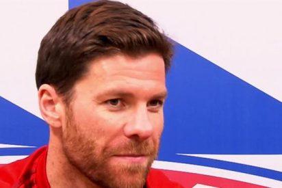 """Xabi Alonso sobre Chicharito: """"Claro que encajaría en el Bayern"""""""