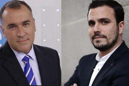 Alberto Garzón y Xabier Fortes se dan la mano para vomitar bilis sobre TVE a cuenta de la Guerra Civil