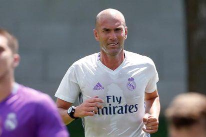 ¡Zidane se carga a un galáctico del Real Madrid!