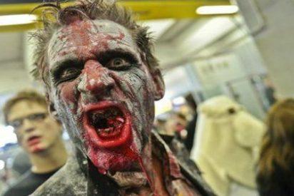 Los enfermeros del Pentágono aprenden cómo enfrentarse a un apocalipsis zombi
