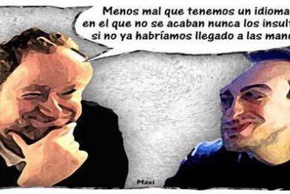 Podemos obliga a todos sus cargos en Galicia a hablar sólo en gallego en campaña electoral