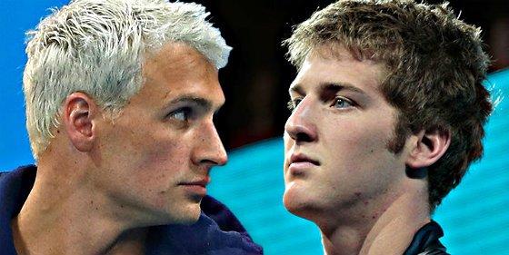 Speedo cancela su patrocinio con Ryan Lochte tras el escándalo de Rio 2016