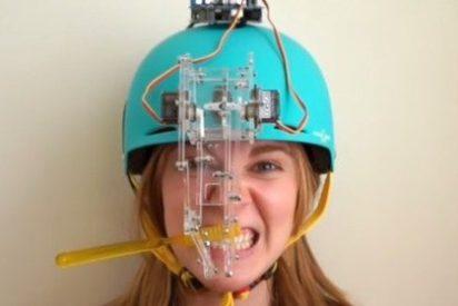 Simone Giertz, la estrella de Youtube que crea los inventos más chiflados del mundo