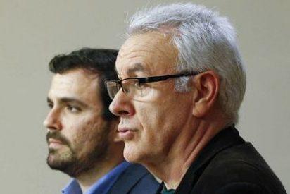 IU tuvo la caradura de pedir el reembolso de 1,5 millones de formar irregular