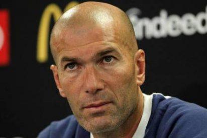"""Zinedine Zidane: """"A lo mejor Jesé se va un año al PSG y luego vuelve..."""""""