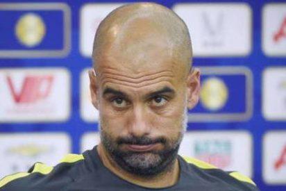 La 'manía' de Guardiola que tiene turulato al Manchester
