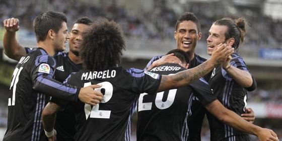 Morata y Marco Asensio modernizan a un Real Madrid que se lleva por delante a la Real Sociedad (0-3)
