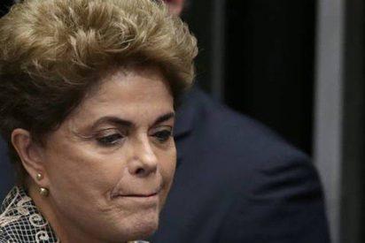 La mayoría de senadores se inclina por votar 'sí' al cese de la corrupta presidenta Rousseff