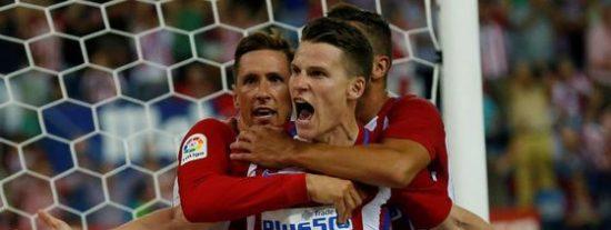 El Atlético de Madrid emplea 92' en tirar el muro del Alavés y uno en desaprovecharlo