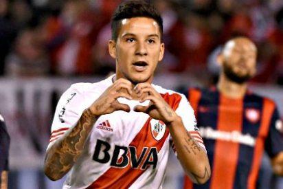 River Plate vence al Independiente colombiano y revalida su corona en la Recopa Sudamericana
