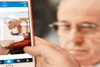 El Papa Francisco supera los 3 millones de seguidores en Instagram