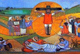 Monseñor Proaño y el mural que desapareció