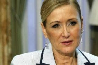 Cristina Cifuentes dice que las criticas a la Ley contra la LGTBIfobia no son de toda la Iglesia