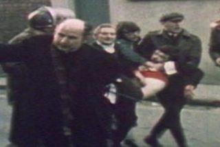 Irlanda despide al obispo del pañuelo ensangrentado del 'Domingo Sangriento'
