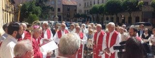 """La diócesis de León reúne a sus misioneros, """"rostros de la misericordia"""""""