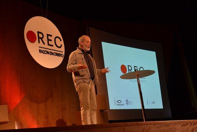 Ciclo de charlas REC: personalidades cuentan su testimonio de vida
