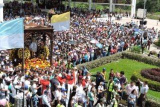 """Monseñor Moronta: """"Tanto el mundo como Venezuela necesitan misericordia con urgencia"""""""