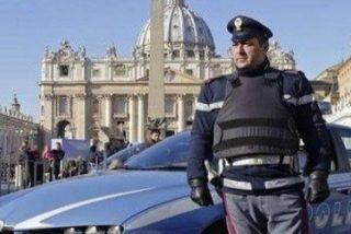 Italia refuerza la seguridad del Vaticano y del Coliseo por posibles atentados terroristas