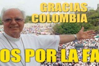 El episcopado colombiano agradece la participación masiva en la 'Marcha por la Familia'