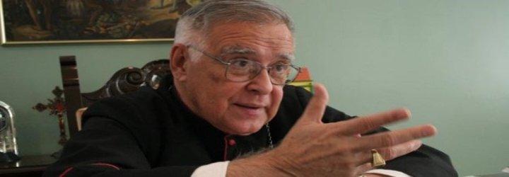 Bodas de oro de monseñor Roberto Lückert, arzobispo de Coro