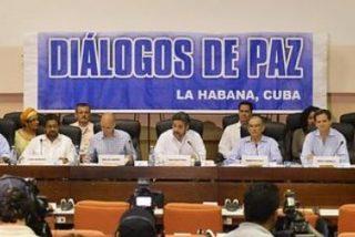 El Gobierno y las FARC piden apoyo al papa para los tribunales de paz