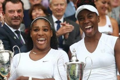 Las hermanas Williams, triple oro olímpico, eliminadas en primera ronda del doble