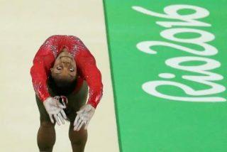 La mágica Simone Biles gana su tercer oro en Río 2016