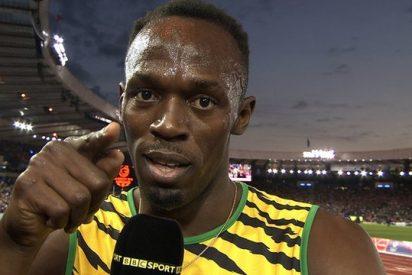 Usain Bolt o cómo ganar medio millón por segundo de competición