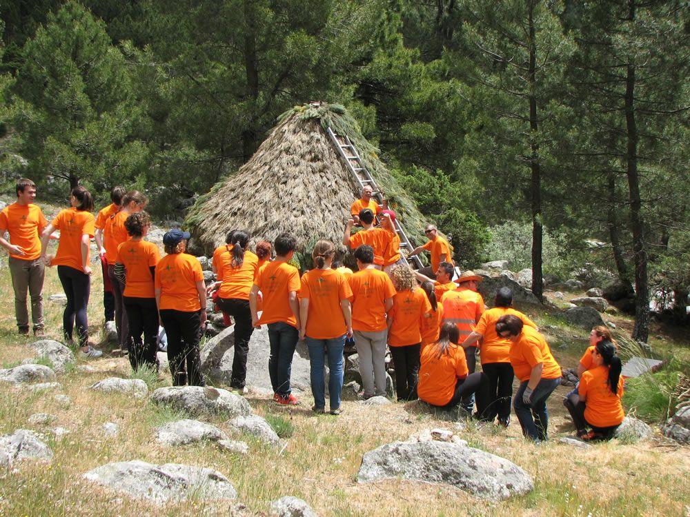 770 personas han participado en las acciones de voluntariado ambiental en Castilla y León