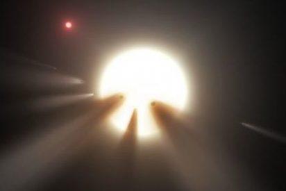 Pierde brillo la enigmática estrella donde 'acampan' los extraterrestres