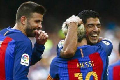 El Barça le casca un 'set' al Betis (6-2)