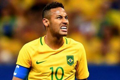 A Neymar le sale un aliado inesperado en Brasil