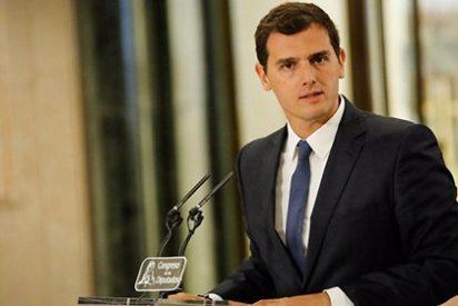 """Albert Rivera urge a Rajoy: """"La investidura, cuanto antes, España no puede esperar más"""""""