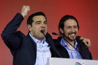 Alexis Tsipras, el amigo de Pablo Iglesias, vende los ferrocarriles de Grecia por solo 45 millones