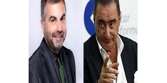 """Carlos Alsina niega tensión con Carlos Herrera: """"No hubo guerras carlistas, siempre tuvimos buena relación"""""""