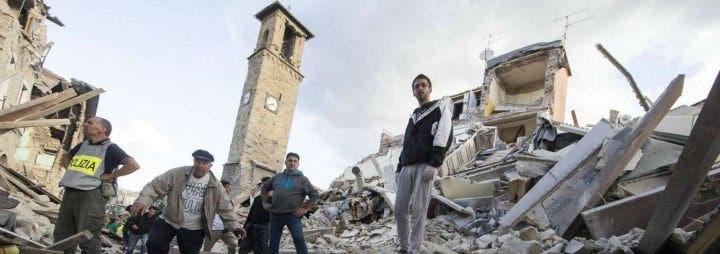 Asciende a 247 la cifra provisional de muertos por el terremoto en Italia, muchos de ellos niños