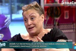 Telecinco explota el morbo del drama de la pitonisa Aramís Fuster