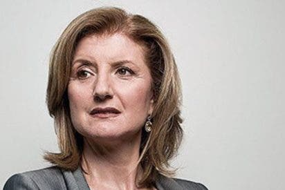 Arianna Huffington deja 'The Huffington Post'