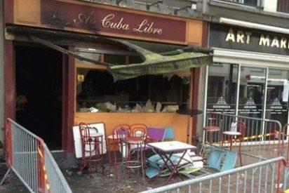 Al menos 13 muertos en Francia en el incendio accidental de un bar