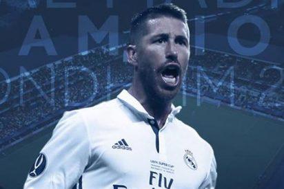 Bendito Sergio Ramos, el Madrid es Supercampeón de Europa