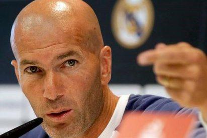 ¡Bomba de Zidane sobre James! Las 5 frases clave de su rueda de prensa