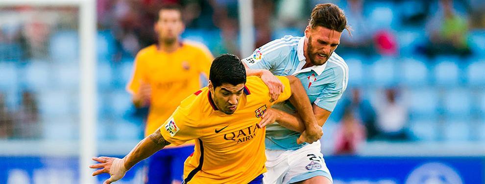 ¡Bomba! La operación sorpresa que el Celta quiere hacer con el Barça