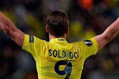 ¡Bombazo! El sustituto de Soldado en el Villarreal juega en un grande de España
