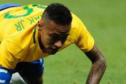 Brasil amenaza al Barça: Neymar jugará ante Colombia aunque esté lesionado