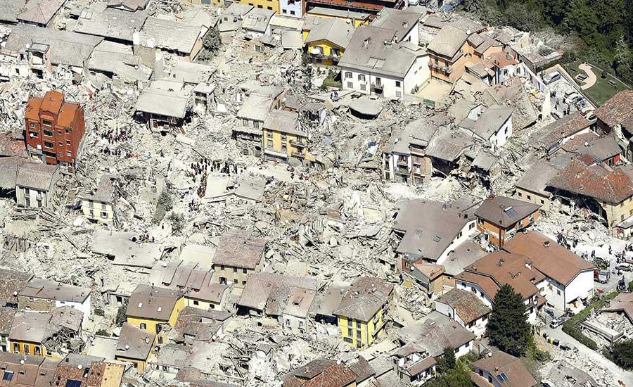 Francisco visitará en los próximos días las localidades destruidas por el terremoto