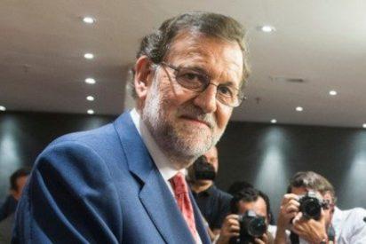 """Mariano Rajoy: """"Hoy hemos dado un primer paso de una larga caminata"""""""