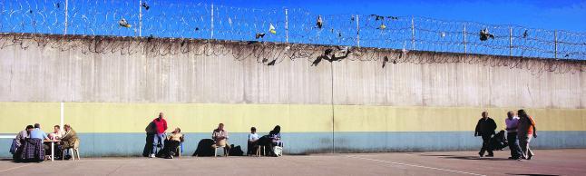 """Exvoluntarios de Villabona: """"Hay millones de encarcelados en el mundo"""""""