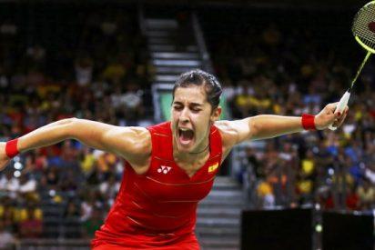¿Sabés por qué grita tanto y tan fuerte Carolina Marín en los partidos?